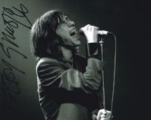 Bobby Gillespie Autograph Signed Photo - Primal Scream